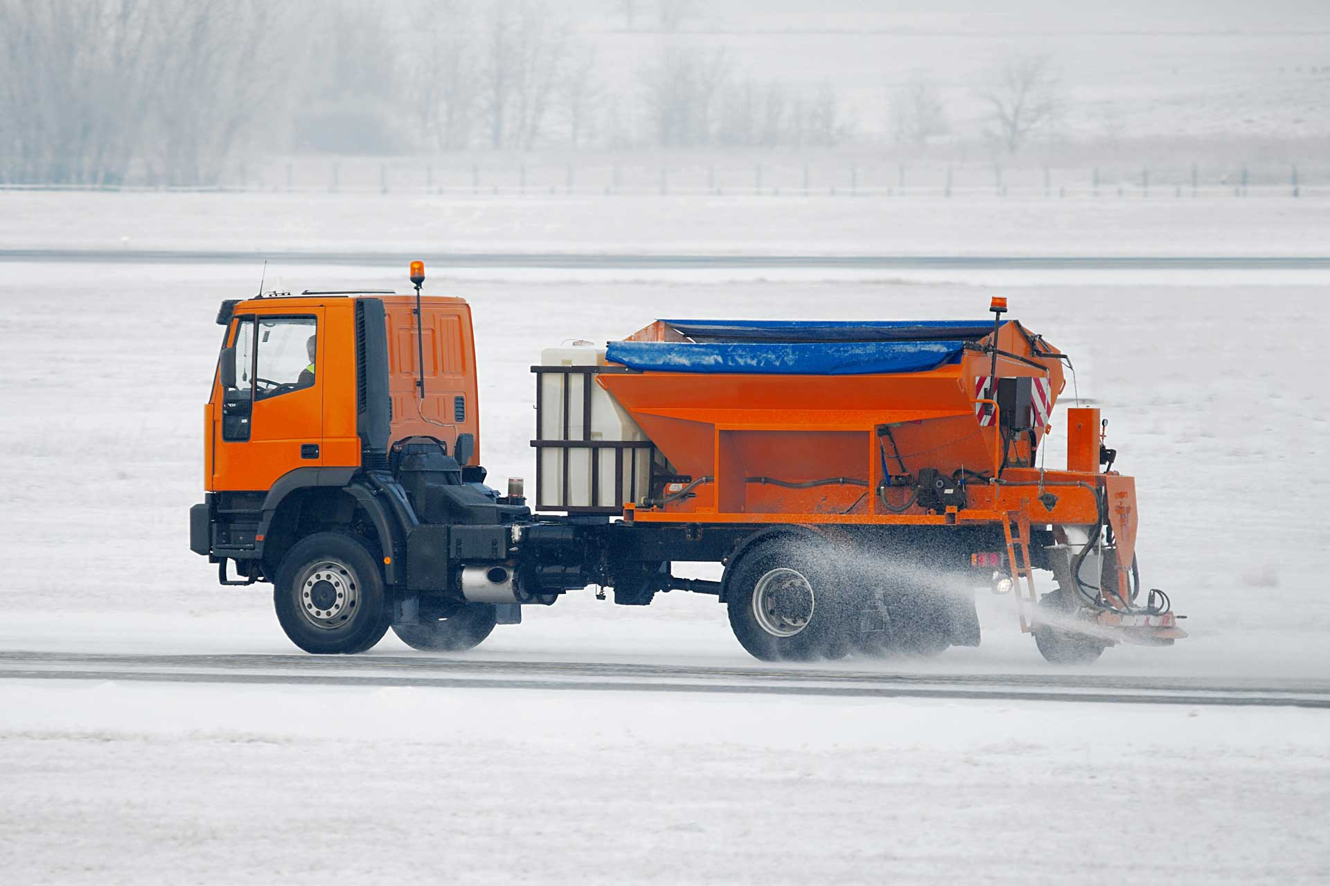 Deicing Road Salt
